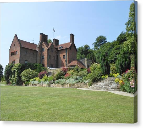 Chartwell Churchill Home Canvas Print