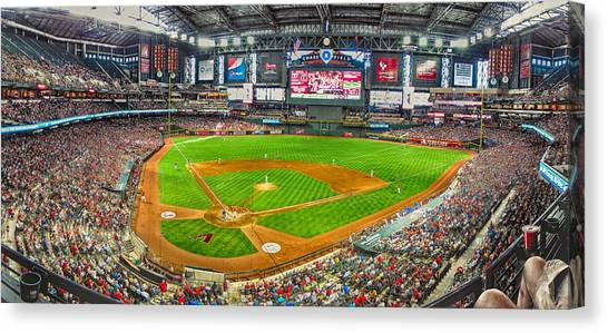 Chase Field 2013 Canvas Print