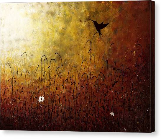 Chasing The Light Canvas Print
