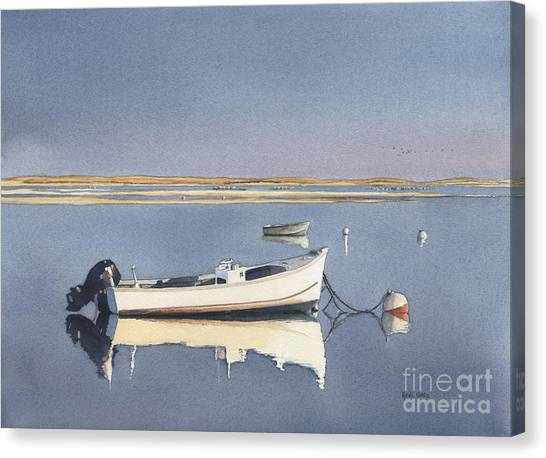Chatham Canvas Print - Chatham Calm by Heidi Gallo
