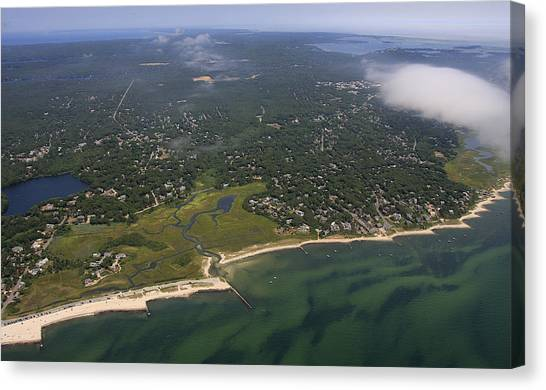 Chatham Canvas Print - Chatham, Cape Cod by Dave Cleaveland