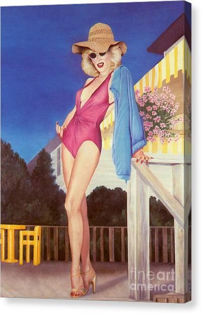 Cherry Hill New Jersey Canvas Print
