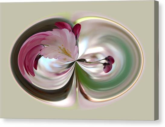 Cherry Tree Blossom Series 802 Canvas Print