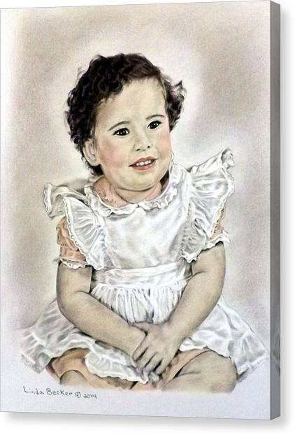 Cheryl Jeanne Canvas Print