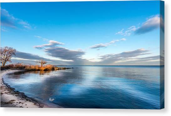 Chesapeake Bay Sky Canvas Print