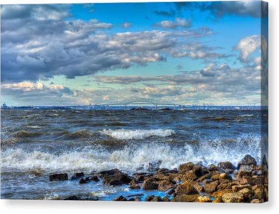 Chesapeake Winds Canvas Print