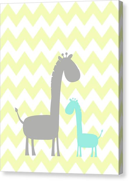 Giraffe Canvas Prints (Page #24 of 382) | Fine Art America