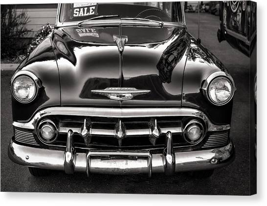 Chevy For Sale Canvas Print