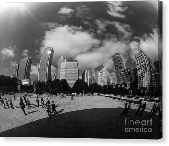 Chicago Architecture Canvas Print