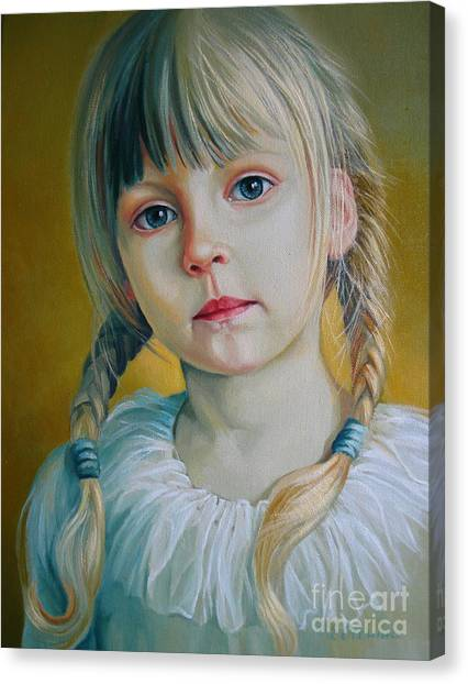 Child Canvas Print