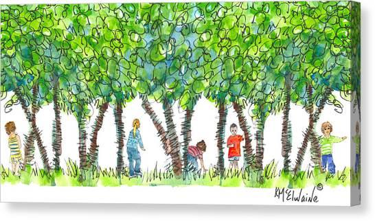 Child Play Canvas Print