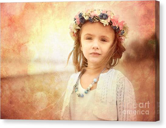 Childhood Dreams Canvas Print