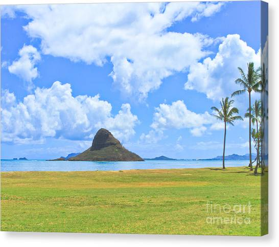 Chinamans Tat Canvas Print by Terry Cotton