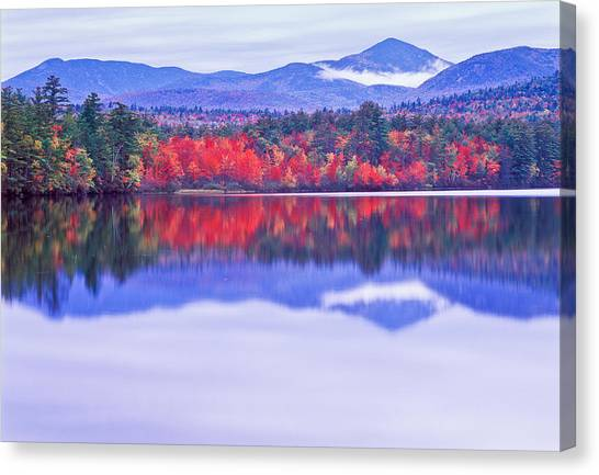 Chocorua Lake Canvas Print