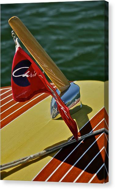 Chris Craft Classic Special Canvas Print