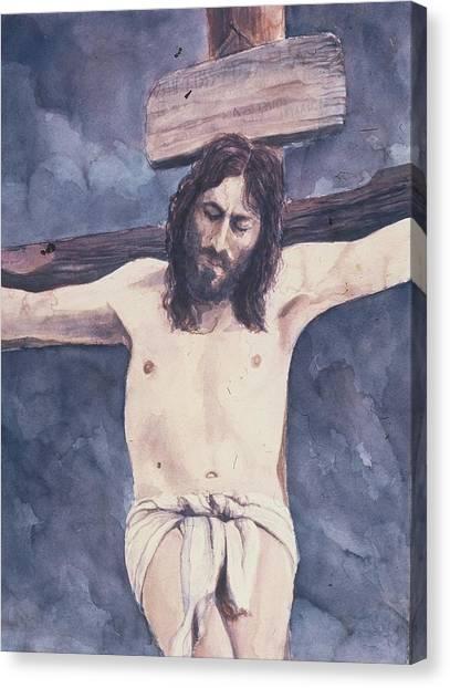 Canvas Print - Christ by Chae Min Shim