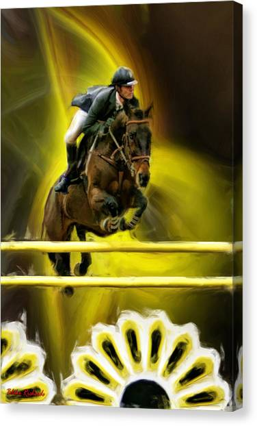 Christian Heineking On River Of Dreams Canvas Print