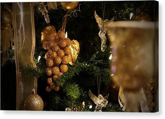 Christmas Season Canvas Print by Thomas Fouch