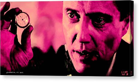 Christopher Walken @ Pulp Fiction Canvas Print