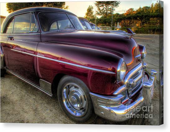 Chrysler's Deluxe Ride Canvas Print