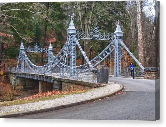 Cinderella Bridge Canvas Print