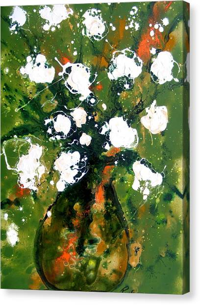 Cinnabella Canvas Print
