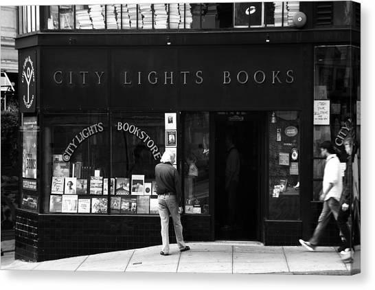 City Lights Bookstore - San Francisco Canvas Print