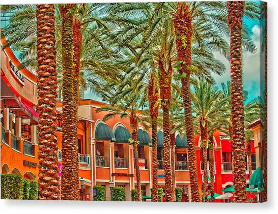 City Place Canvas Print