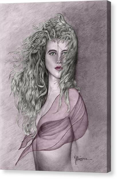 Clarise II Canvas Print
