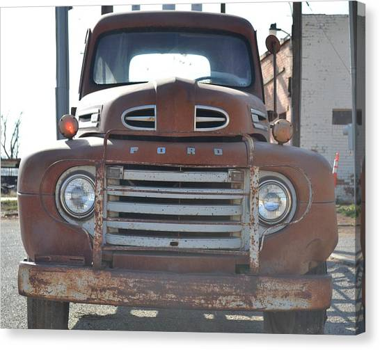Classic Truck  Canvas Print