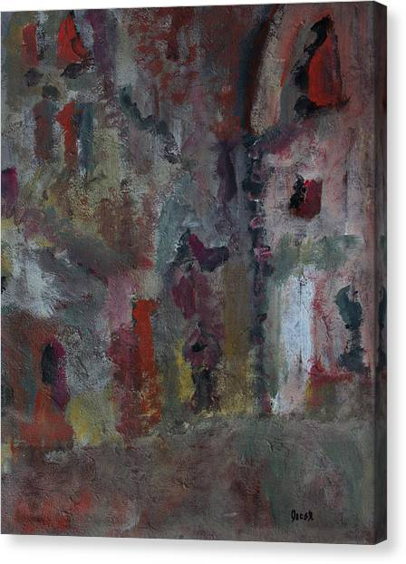 Prague Canvas Print - Clear Afternoon  by Oscar Penalber