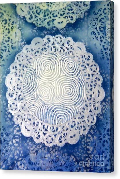 Clipart 010 Canvas Print