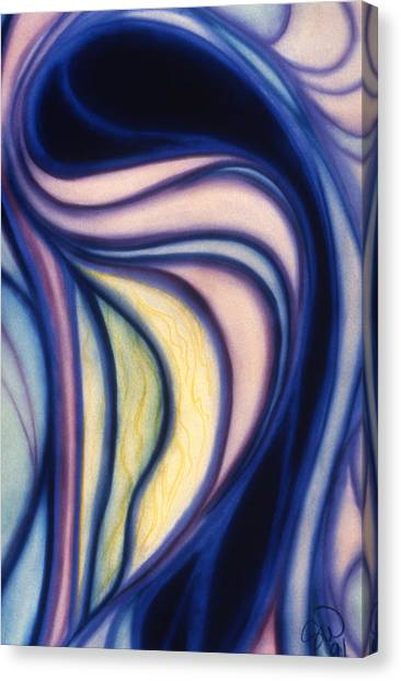 Cloak Canvas Print