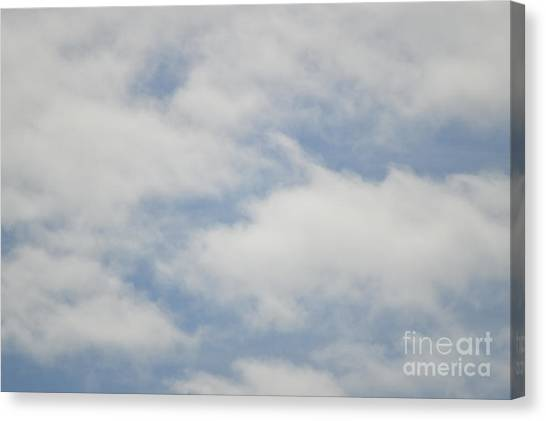 Cloud 9 Canvas Print by Sheldon Blackwell