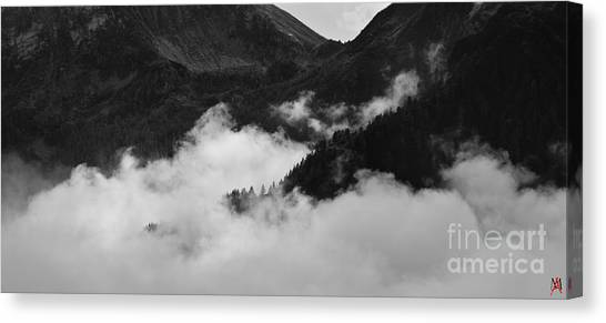 Cloud  Canvas Print by Marco Affini