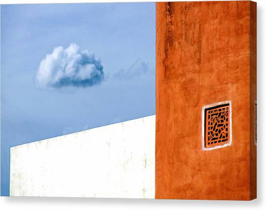Cloud No 9 Canvas Print