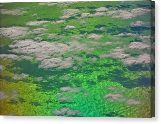 Canvas Print - Clouds #4 by Ron Morecraft