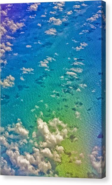Canvas Print - Clouds #5 by Ron Morecraft