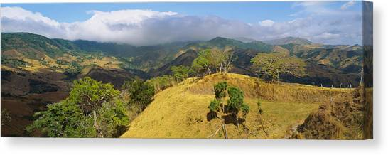 Monteverde Canvas Print - Clouds Over Mountains, Monteverde by Panoramic Images