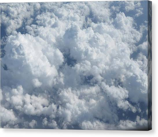 Rainclouds Canvas Print - Cloudscape by Photostock-israel/science Photo Library