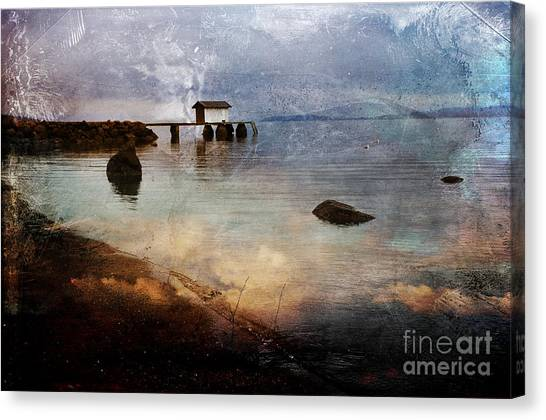 Coastal Path Canvas Print