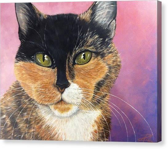 Coco Lewellin Canvas Print