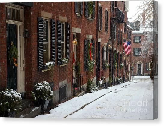 Boston Proper Canvas Print