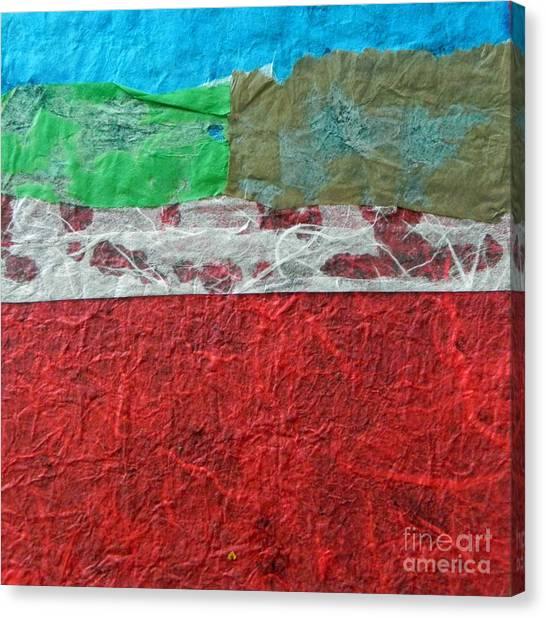 Color 1 Canvas Print
