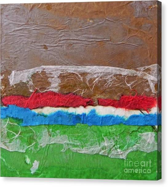 Color 2 Canvas Print