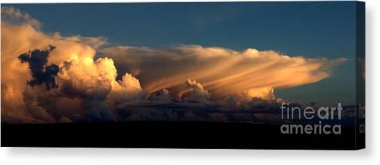90234 Color Cloud Nm  Canvas Print