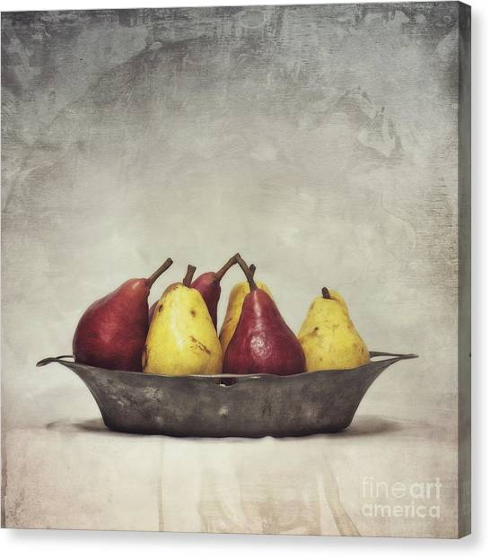 Still Life Canvas Print - Color Does Not Matter by Priska Wettstein