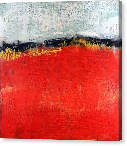 Color Field I Canvas Print