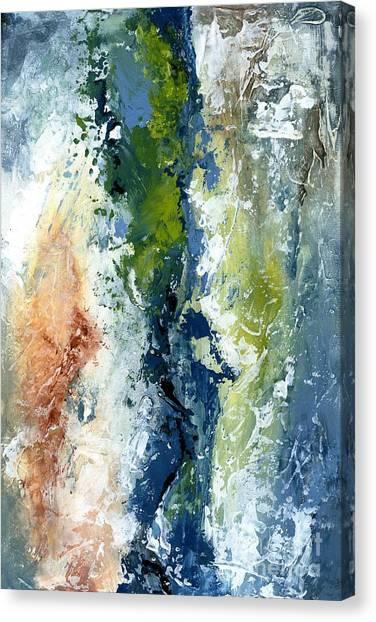Color Harmony 10s Canvas Print