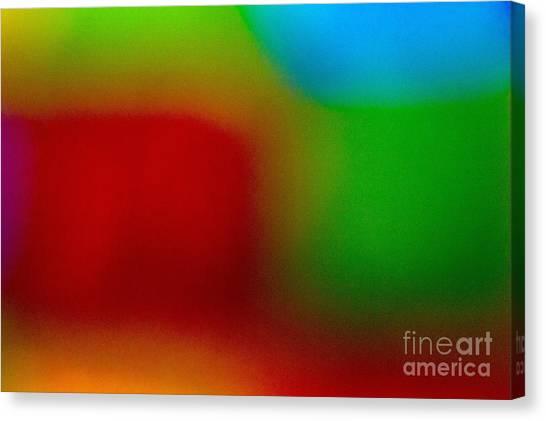 Color Me Happy Canvas Print by Imani  Morales